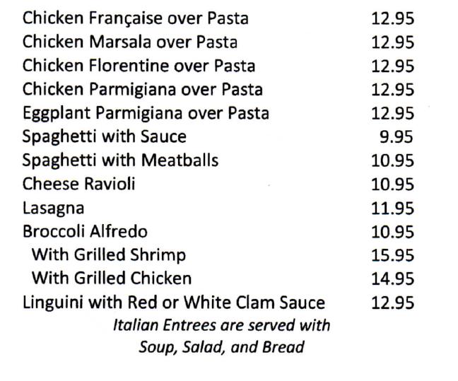 port-ewen-diner-pasta-menu